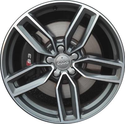 Audi S Wheels Rims Wheel Rim Stock OEM Replacement - Audi rims