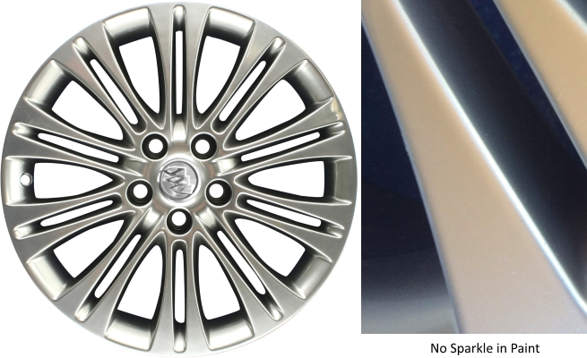 Buick Verano Wheels Rims Wheel Rim Stock OEM Replacement