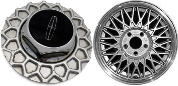 Buy Lincoln Town Car Center Caps Factory Oem Hubcaps Stock Online