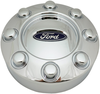Ford F 350 Srw Center Caps Factory Oem Hubcaps Stock