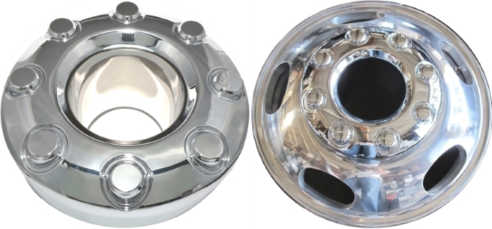 Ford F 350 Drw Center Caps Factory Oem Hubcaps Stock