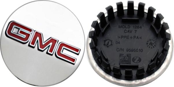 C5694 Gmc Acadia Canyon Oem High Polished Center Cap