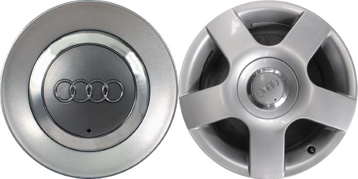 Audi A4 Center Caps Factory Oem Hubcaps Stock Buy Online