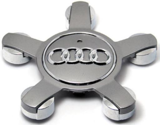 Q5 # 58847 Wheel Center Caps OEM # 8R0601165 SET ON SALE 2009-2017 Audi A3