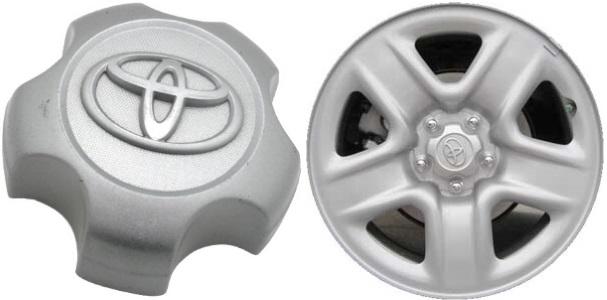 Buy Toyota RAV4 Center Caps Factory OEM Hubcaps Stock Online