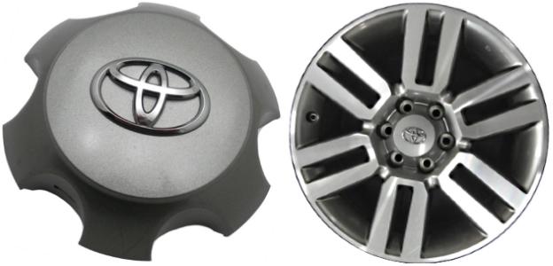 Buy Toyota 4Runner Center Caps Factory OEM Hubcaps Stock Online