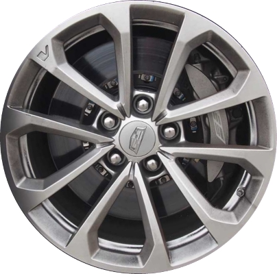 cadillac ats v wheels rims wheel rim stock oem replacement. Black Bedroom Furniture Sets. Home Design Ideas