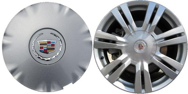 Buy Cadillac Srx Center Caps Factory Oem Hubcaps Stock Online