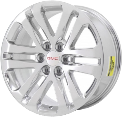 gmc canyon wheels rims wheel rim stock oem replacement. Black Bedroom Furniture Sets. Home Design Ideas