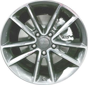 2016 Dodge Journey >> Dodge Grand Caravan Wheels Rims Wheel Rim Stock OEM ...
