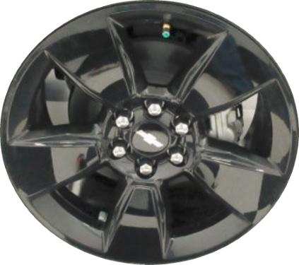 Chevrolet Colorado Wheels Rims Wheel Rim Stock Oem Replacement