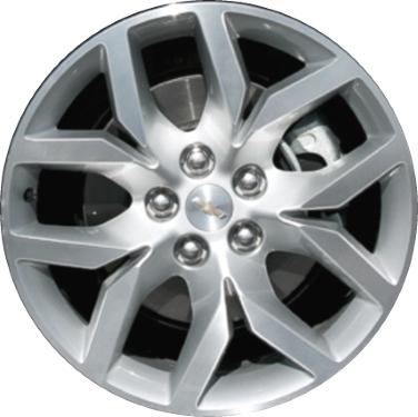 Chevrolet Impala Wheels Rims Wheel Rim Stock Oem Replacement