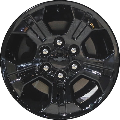 chevy chevrolet silverado 1500 wheels rims wheel rim stock oem replacement. Black Bedroom Furniture Sets. Home Design Ideas