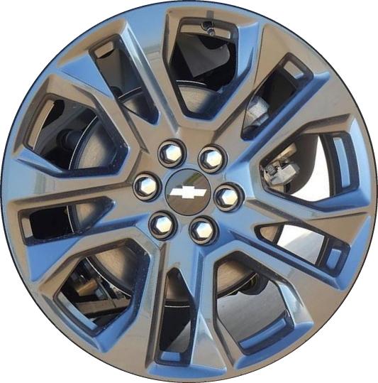 Chevrolet Traverse Wheels Rims Wheel Rim Stock OEM Replacement
