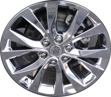 Aly10003 Ford F 150 King Ranch Wheel Chrome Fl3z1007f