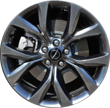 chrysler 200 wheels rims wheel rim stock oem replacement. Black Bedroom Furniture Sets. Home Design Ideas