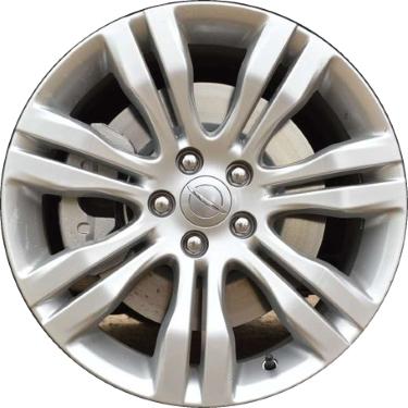Aly2512u20 Chrysler 200 Wheel Silver Painted 1wm47trmaa