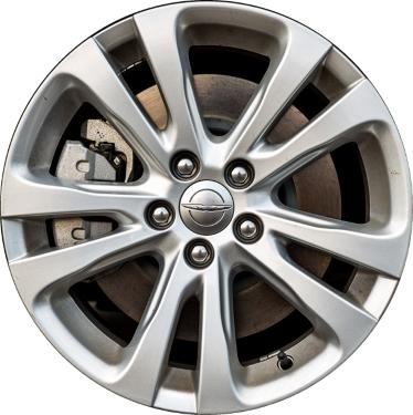 Chrysler 200 Wheels Rims Wheel Rim Stock OEM Replacement