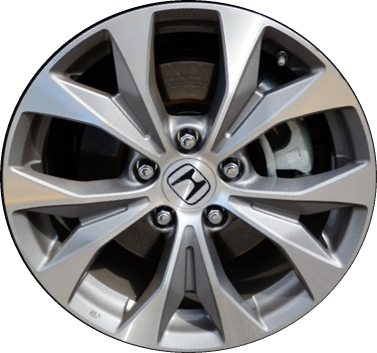 2012 Honda Civic Tire Pressure >> Honda Civic Wheels Rims Wheel Rim Stock OEM Replacement
