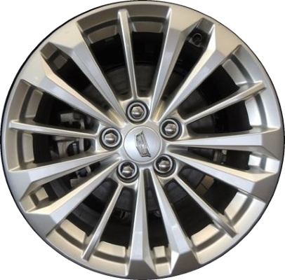 ALY4761 Cadillac CT6 Wheel Silver Painted 22941663