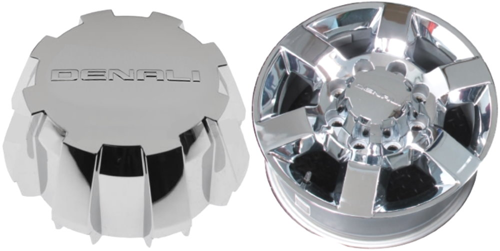 Buy GMC Sierra 2500 Center Caps Factory OEM Hubcaps Stock Online