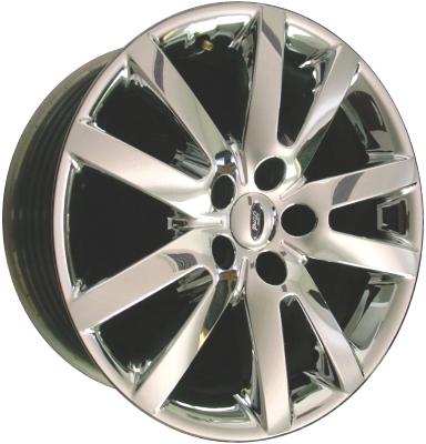 Used Aly Ford Edge Wheel Chrome Clad Btzc