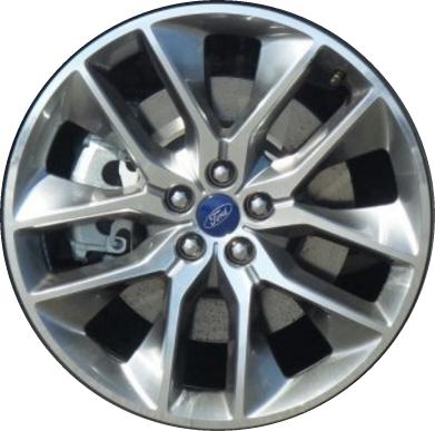 Pol Ford Edge Wheel Hyper Polished Ftzf