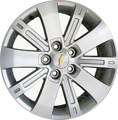 chevrolet equinox wheels rims wheel rim stock oem replacement. Black Bedroom Furniture Sets. Home Design Ideas