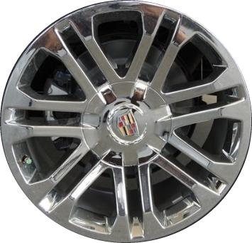 ALY4737 Cadillac Escalade Wheel Chrome #20997833