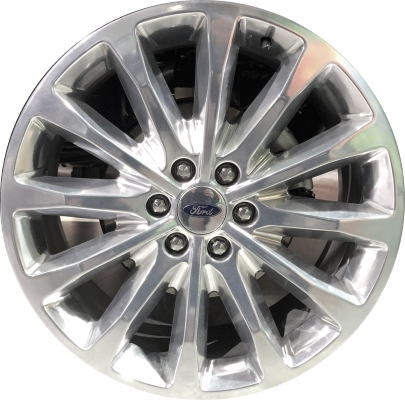 Aly10174 Ford F 150 Wheel Polished Jl3z1007e