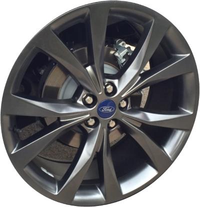 Hypv Ford Edge Wheel Dark Gunmetal Fkcka