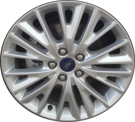 Aly10013 Ford Focus Wheel Silver Painted F1ez1007c