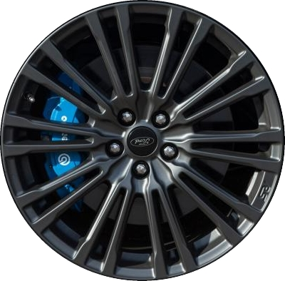 Ford Focus Wheels >> Aly10086 Ford Focus Rs Wheel Charcoal Painted G1ez1007b