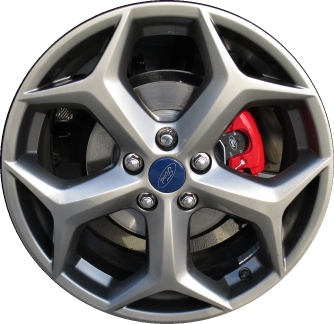 Aly3905hh Ford Focus Wheel Silver Painted Cm5z1007b