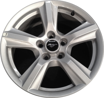 2015 2017 Mustang Wheels >> Aly10027 Ford Mustang Wheel Silver Painted Fr3c1007aa