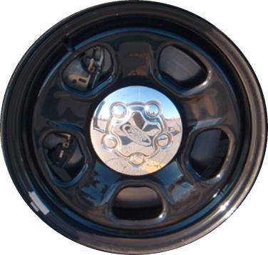 Ford Police Interceptor Wheels Rims Wheel Rim Stock OEM ...
