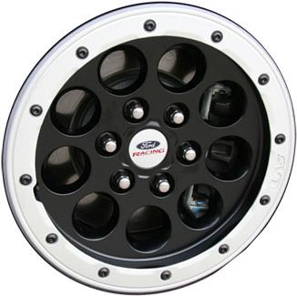 Aly3919 Ford F150 Raptor Beadlock Wheel Black Dl3z1007d