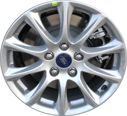 Ford Escape Wheel Bolt Pattern besides Silver Ford Fusion Black Wheels as well Ford Explorer Wheel Bolt Pattern together with Racing Wheel Lug Nuts together with Home   Ford Fusion 2010 17 quot  Wheel Rim 3799. on 2006 ford fusion rim size