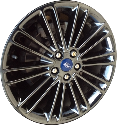 2014 Ford Fusion Tire Size >> Lincoln MKZ Wheels Rims Wheel Rim Stock OEM Replacement
