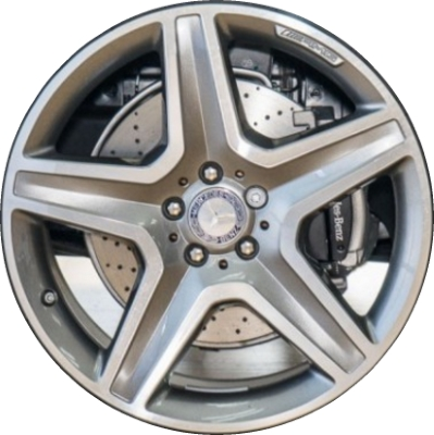Mercedes gle400 wheels rims wheel rim stock oem replacement for Mercedes benz replacement wheels