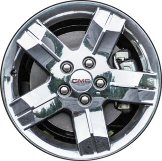 gmc terrain wheels rims wheel rim stock oem replacement. Black Bedroom Furniture Sets. Home Design Ideas
