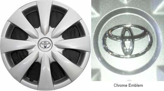 15 toyota corolla hubcaps