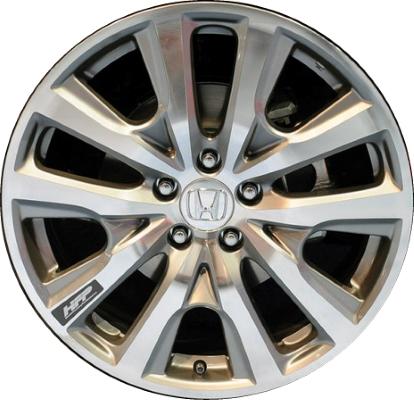 ALY64055U35/64091 Honda Accord Wheel Grey Machined #08W19T3L100