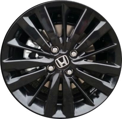 Honda Fit Rim Size >> Honda Fit Wheels Rims Wheel Rim Stock OEM Replacement