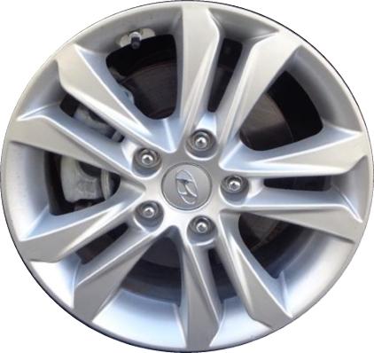 Hyundai Elantra Wheels Rims Wheel Rim Stock Oem Replacement