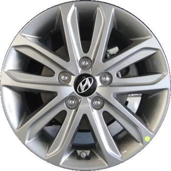 hyundai elantra wheels rims wheel rim stock oem replacement. Black Bedroom Furniture Sets. Home Design Ideas