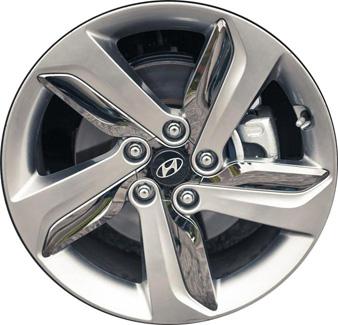 Hyundai Veloster Wheels Rims Wheel Rim Stock OEM Replacement