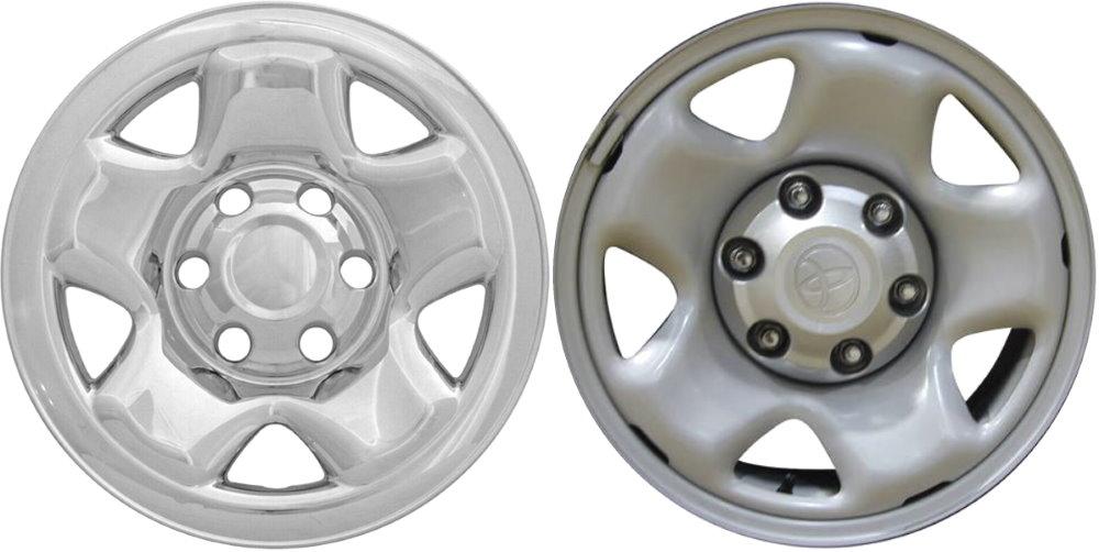 Imp 68x Toyota Tacoma Chrome Wheel Skins Hubcaps Wheelcovers 16 Inch Set
