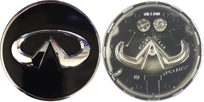 buy infiniti qx70 center caps factory oem hubcaps stock online