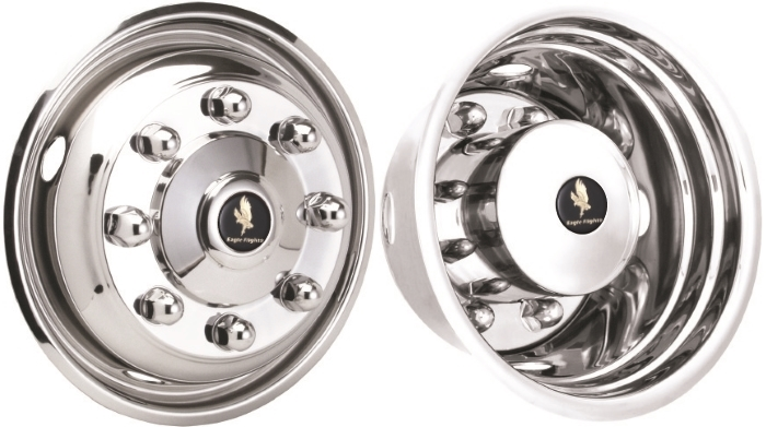 FreightLiner MT-45 Simulators Hubcaps Liners Wheelcovers Wheel Covers